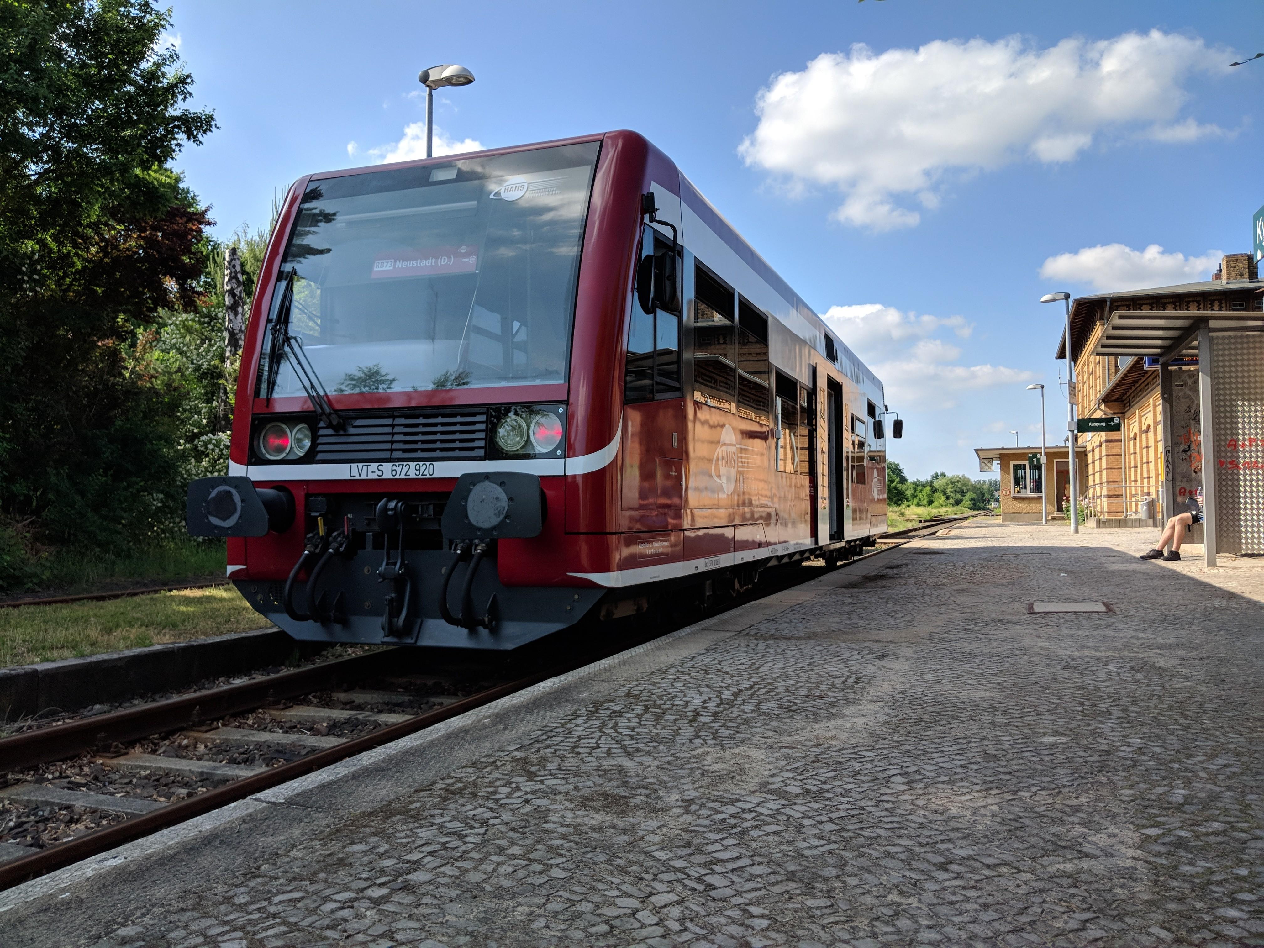 Hanseatische Eisenbahn